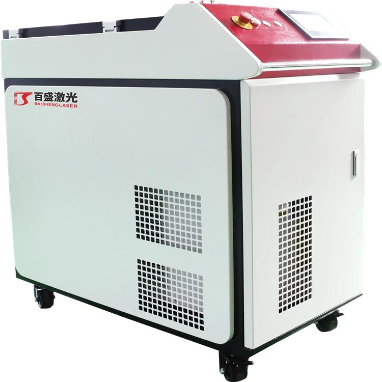 广东佛山百盛激光FSC001占地小激光焊接机 3