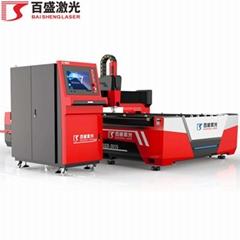 广东佛山百盛激光单平台敞开式双驱激光切割机