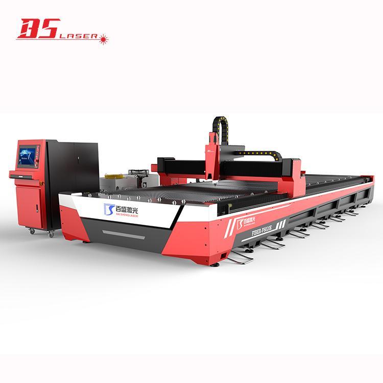 低价入门敞开式多产F6020E金属板材激光切割机 1