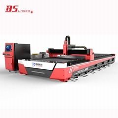 低价入门敞开式多产F6020E金属板材激光切割机