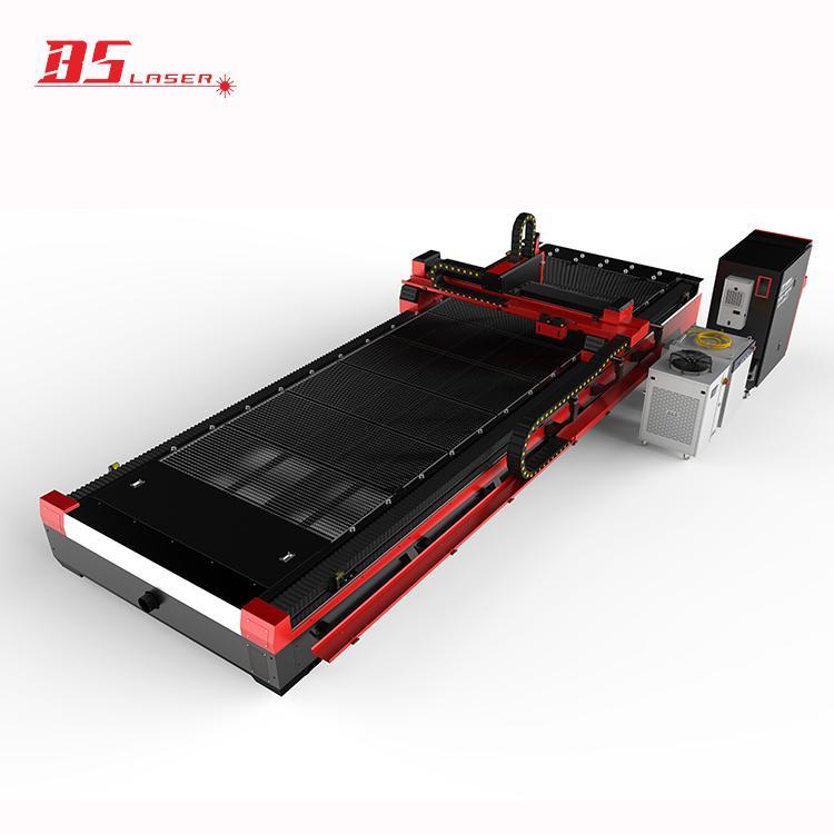 低价入门敞开式多产F6020E金属板材激光切割机 3