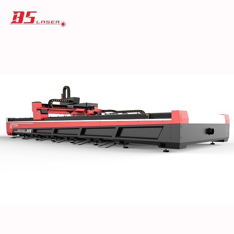 低价入门敞开式多产F6020E金属板材激光切割机 4