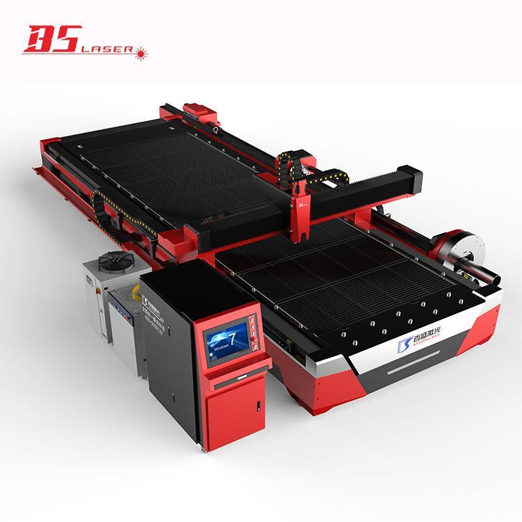 低价入门敞开式多产F6020E金属板材激光切割机 5