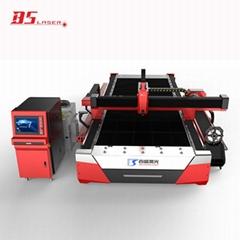 F6020BE一機頂倆板管激光切割一體機