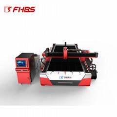 F6020BE一机顶俩板管激光切割一体机