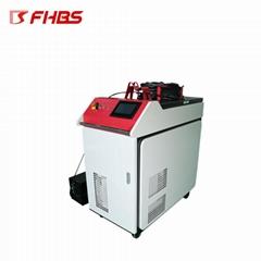 誰說不想要一機頂兩人便攜式手持激光焊接機FSC001