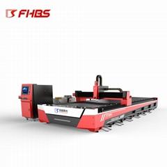 低價入門敞開式多產F6020E金屬板材激光切割機