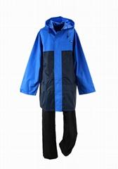可定製雨衣(長款)