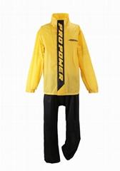 可定製雨衣(黃色款)