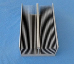 Aluminum Extrusion Profile Alloy Shell with high quality