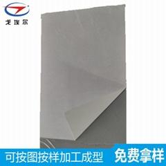 阻燃耐高温发泡硅胶棉