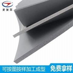 阻燃发泡硅胶板
