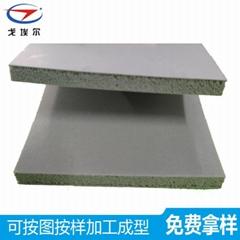 耐高温硅胶发泡板