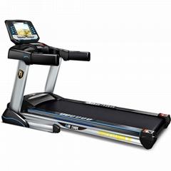 正倫跑步機尊爵2號家用靜音折疊室內健身運動器材