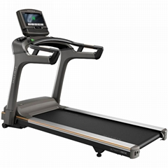 乔山豪华家用跑步机MATRIX-T70免维护