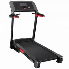 乔山家用跑步机T99 触控屏可连WIFI可折叠智能家用
