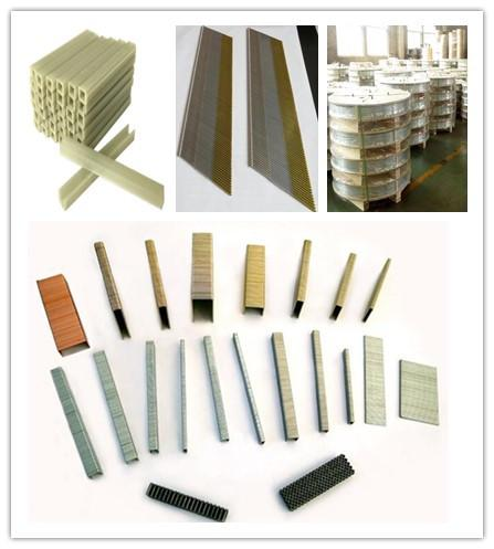 All kinds of Pneumatic staples china staple and brad 1