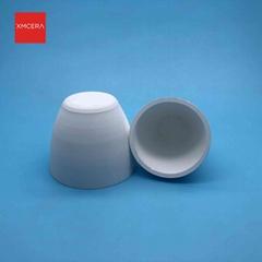 XMCERA High Temperature Alumina Oxide Al2O3 Ceramic Crucible