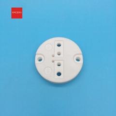 XMCERA High Wear Resistance Alumina Oxide Ceramic Water Valve