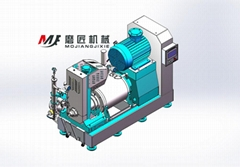 磨匠MJ-NBSD双动力纳米砂磨机