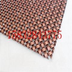 金屬編織軋花裝飾網