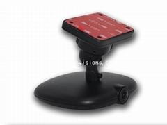 1080P dash camera GPS 3G WIFI dual SD Car DVR