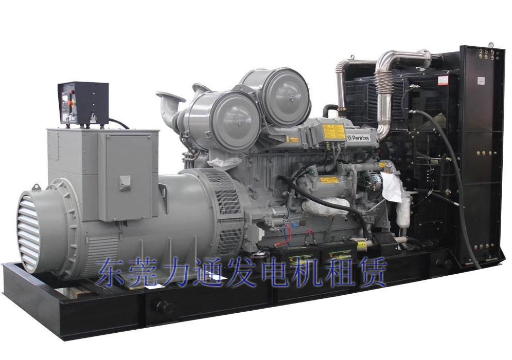 惠城柴油發電機出租,惠城本地發電機租賃 2