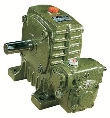 china manufacture worm gear speed reducer 2