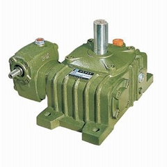 high precision worm gearbox