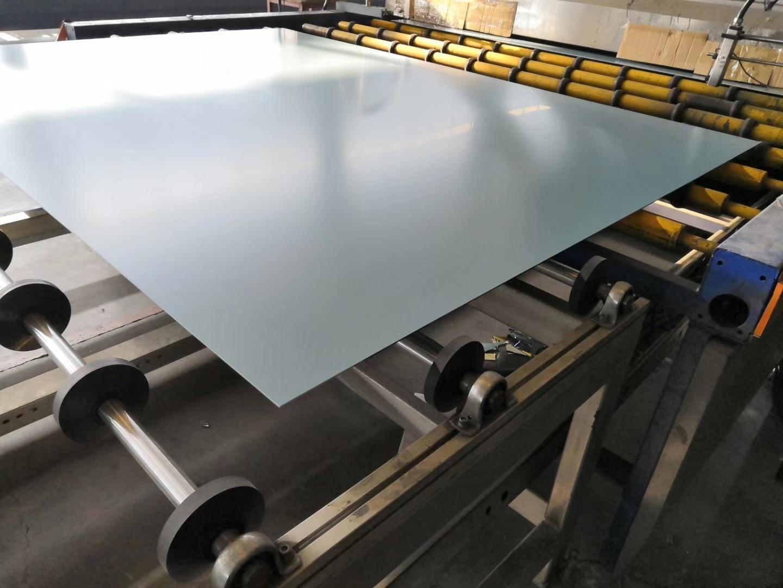 揚天公司出口鋁鏡漆油漆鋁鏡用鏡背漆 5