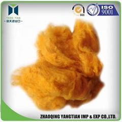 環保有色滌綸短纖維