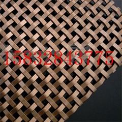 建筑幕墙金属编织网