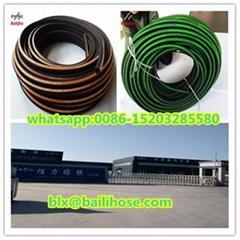 wire braid hydraulic rubber hose /hydraulic hose