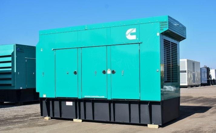 横沥发电机出租,横沥柴油发电机租赁 3