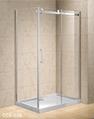 SUS304 tempered glass shower enclosure / shower room / bathroom item 1