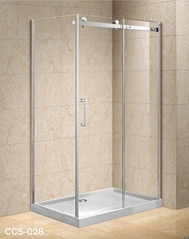 SUS304 tempered glass shower enclosure / shower room / bathroom item