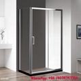 Aluminium shower enclosure shower room
