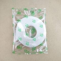 纱网专用背胶魔术贴7mmx5.6米纱窗粘扣带射出勾蘑菇头魔术贴