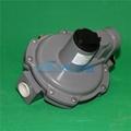 美国费希尔Fisher高转低调压器R622-5燃气减压阀 燃烧机调压阀 4