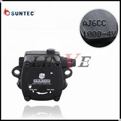 suntec桑泰克AJ6CC1000油泵齿轮泵百得燃烧器专用油泵