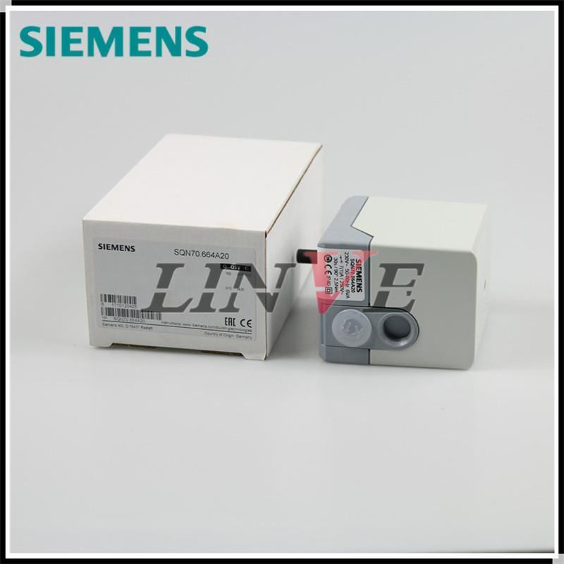 SQN70.664A20原装西门子SIEMENS燃烧机执行器 3