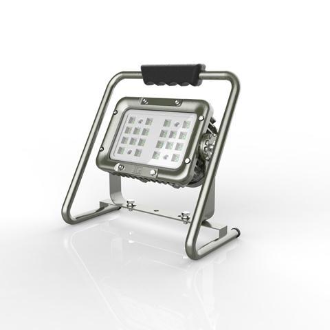 大功率LED防爆燈 大功率LED防爆氾光燈 1