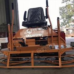 新型手扶式磨光机 多功能无尘混泥土磨光机 水泥地面磨光机