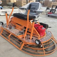 定做驾驶型磨光机  自动磨光机 本田汽油座架式磨光机