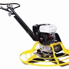 热销汽油混泥土磨光机 水泥地收光机坐式抹光机