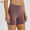 Wholesale Yoga Shorts Yoga Clothing