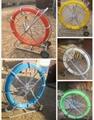 電纜引線器  電工用玻璃鋼穿管器 電纜穿線器 5