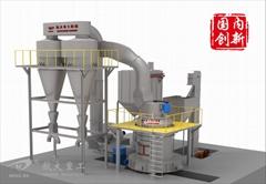 High Capacity Bentonite Raymond  Mill Pu  erizer