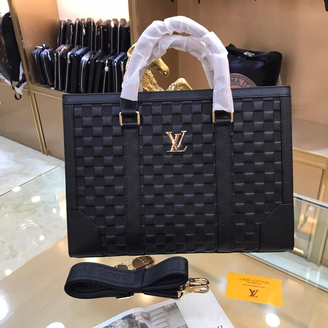 Top Lv handbags Louis Vuitton business bag Lv briefcase Louis Vuitton briefcase  13