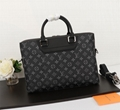 Top Lv handbags Louis Vuitton business bag Lv briefcase Louis Vuitton briefcase  19